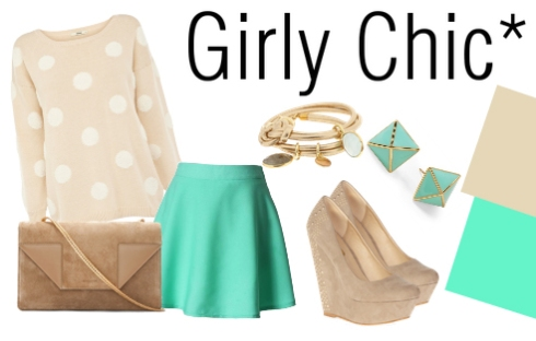 girly chic